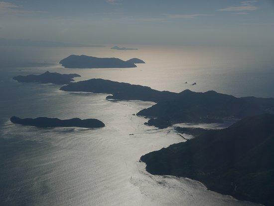 Kaminoseki-cho, ญี่ปุ่น: 素晴らしい景色です。これからも残ってほしい自然です。