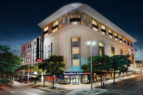 towneplace suites san antonio downtown hotel reviews. Black Bedroom Furniture Sets. Home Design Ideas