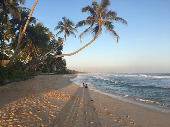 Habaraduwa, سريلانكا: Dear all,this is Habaraduwa beach which really worth to visit and relax.