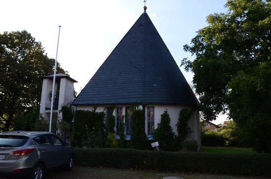 Kościół ewangelicki w Bernau am Chiemsee