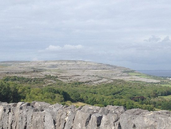 Ennis, Ierland: The Burren