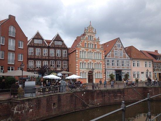 Hechthausen, Jerman: Oude centrum van Stade