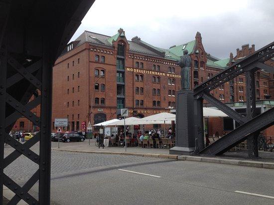 Hechthausen, Jerman: Havengebied van Hamburg