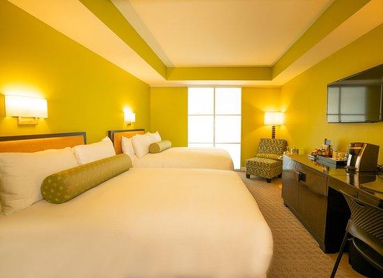 OPUS Hotel: Guest room