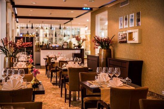 Nordic Hotel Forum: Restaurant