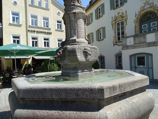 Kriegerbrunnen