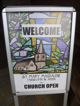Tanworth in Arden, UK: Open all hours