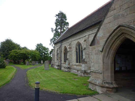 Parish Church of Saint Mary Magdalene Tanworth -in-Arden