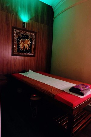 Thai Healing Massage Edinburgh