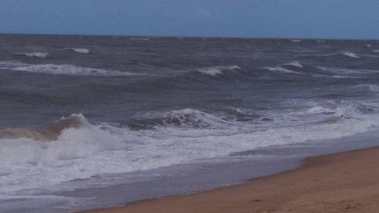 Santo Andre, BA: Praia do Mar Moreno - Belmonte BA