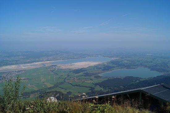 Mount Tegelberg: Tegelberg