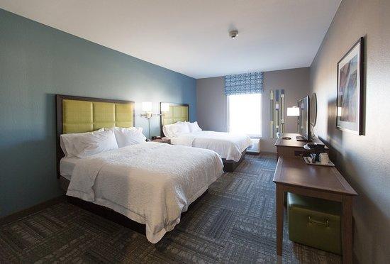 Stroud, Oklahoma: Guest room