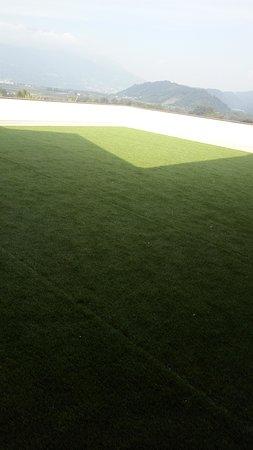 Caldonazzo, Italy: terrazzo