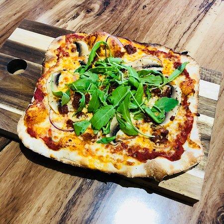 Baildon, UK: Pizza