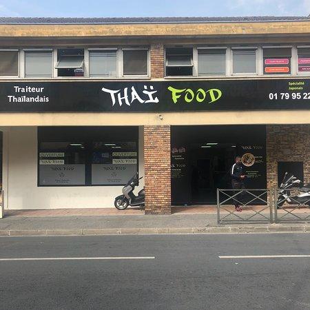 Clichy-Sous-Bois, ฝรั่งเศส: Thaï Food