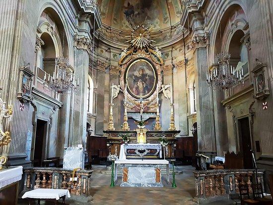 Marene, Italien: Chiesa Natività di Maria Vergine