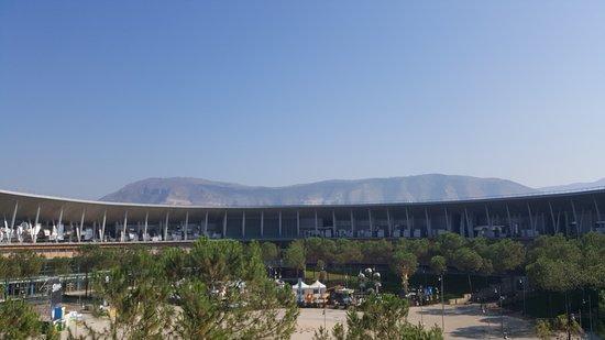 Holiday Inn Nola - Naples Vulcano Buono: view of the mall