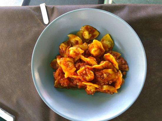 Piagge, إيطاليا: Tortellini