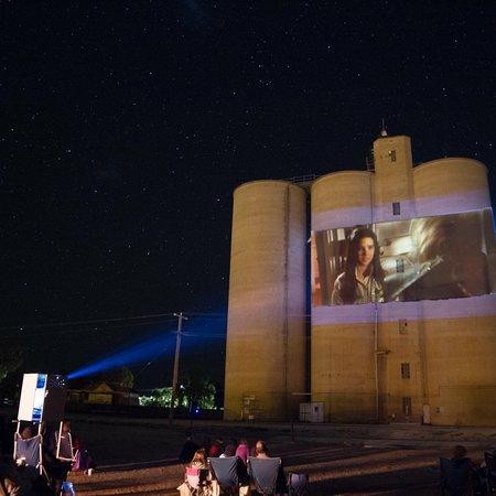Kerang, Australia: Quambatook Silo