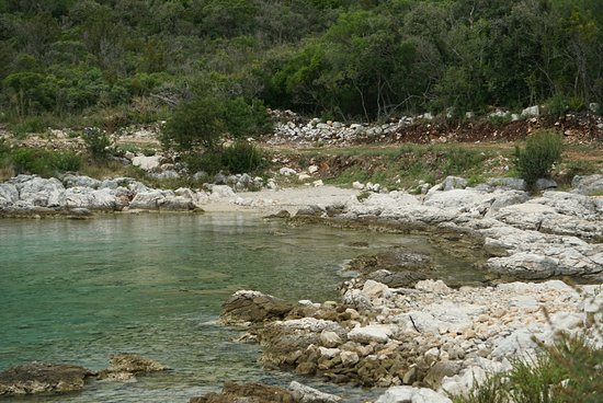 Ugljan Island, Kroatien: Muline Beach