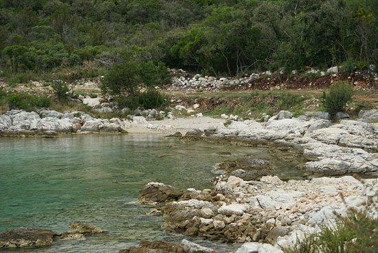 Ugljan Island, Kroatië: Muline Beach