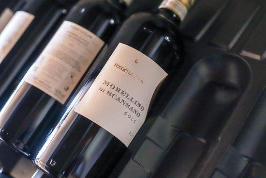 Azienda Agricola Poggio La Luna: Morellino di Scansano-Red wine
