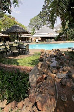 Francistown, Botsuana: Pool