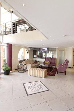 Francistown, Botsuana: Lobby