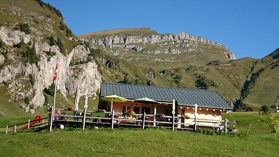 Isenthal, Schweiz: Alpstubli Gitschenen