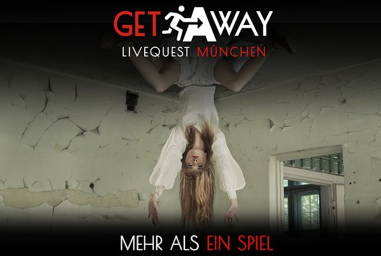 getAway LiveQuest