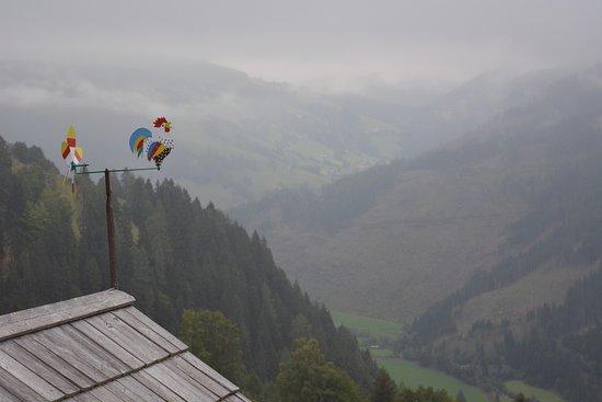Patergassen, Austria: weather vane