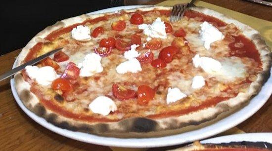 Osteria del Galletto: pizza