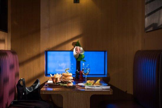 The Fitzwilliam Hotel Belfast: Restaurant
