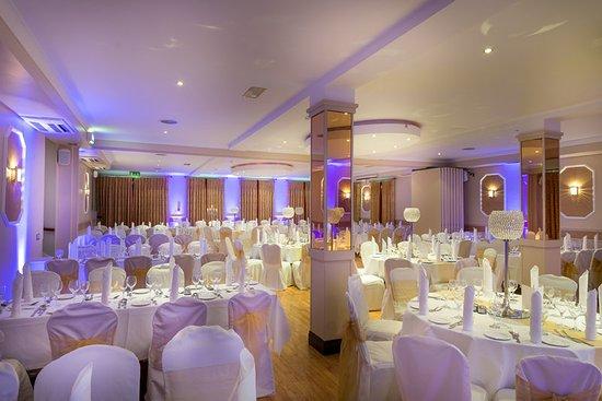 Oranmore Lodge Hotel : Ballroom