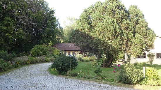 Waging am See, Germany: Il giardino