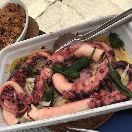 Best octopus in Portugal