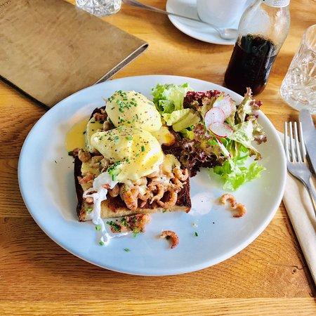 Pellworm, Germany: Der Frühstücks-Club