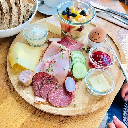 Pellworm, Alemania: Der Frühstücks-Club