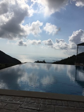 Sokrakion, Yunani: Pool with a view