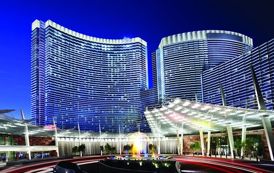 Aria resort and casino las vegas reviews patin a roulette reglable decathlon