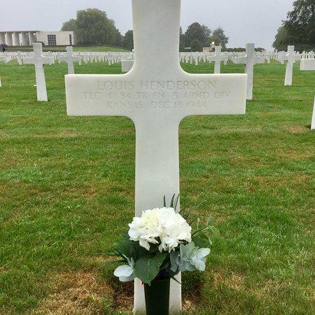 Henri-Chapelle American Cemetery: photo4.jpg