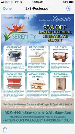 Serenity Wellness Center LLC