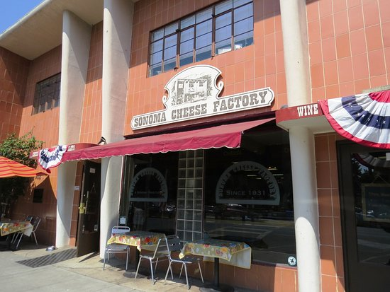 The Sonoma Cheese Factory チーズファクトリー