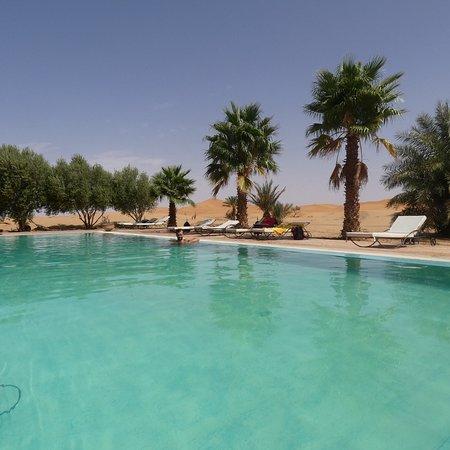 Mooi hotel met super zwembad