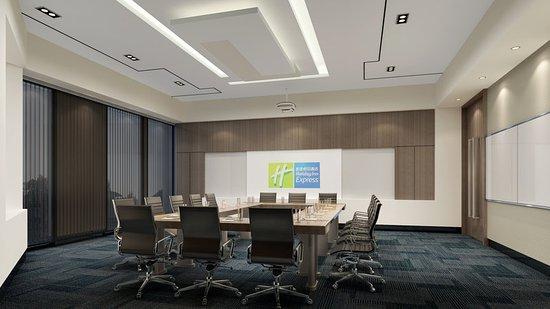 Liuyang, China: Meeting room