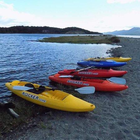 Tolhuin, Argentina: Laguna del Indio 4