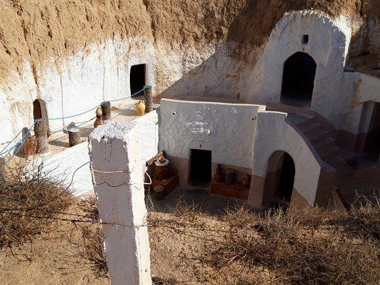 """Hotel Sidi Driss: Zdjęcie z """"sufitu hotelowego"""""""