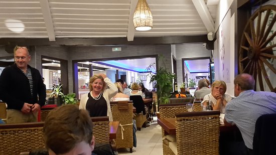 El Olivo Restaurant Gastrobar: Great ambience