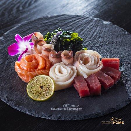 Swarzedz, Polandia: Sashimi