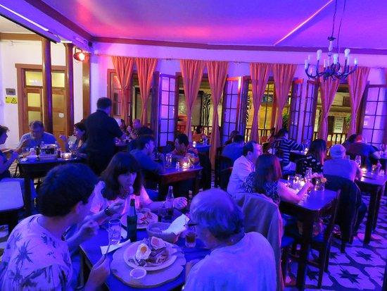 Vallenar, Cile: Noche de Jazz